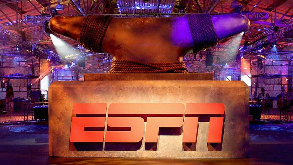 Líder de la televisión deportiva, ESPN vale US$16.900 millones.