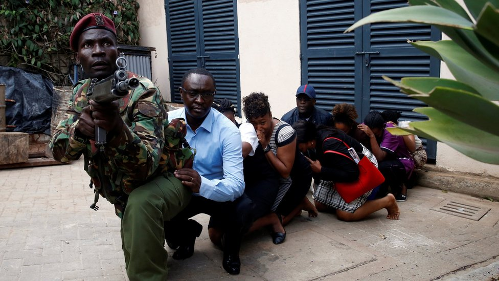 Kenya attack: 'Our deaths are displayed for consumption'