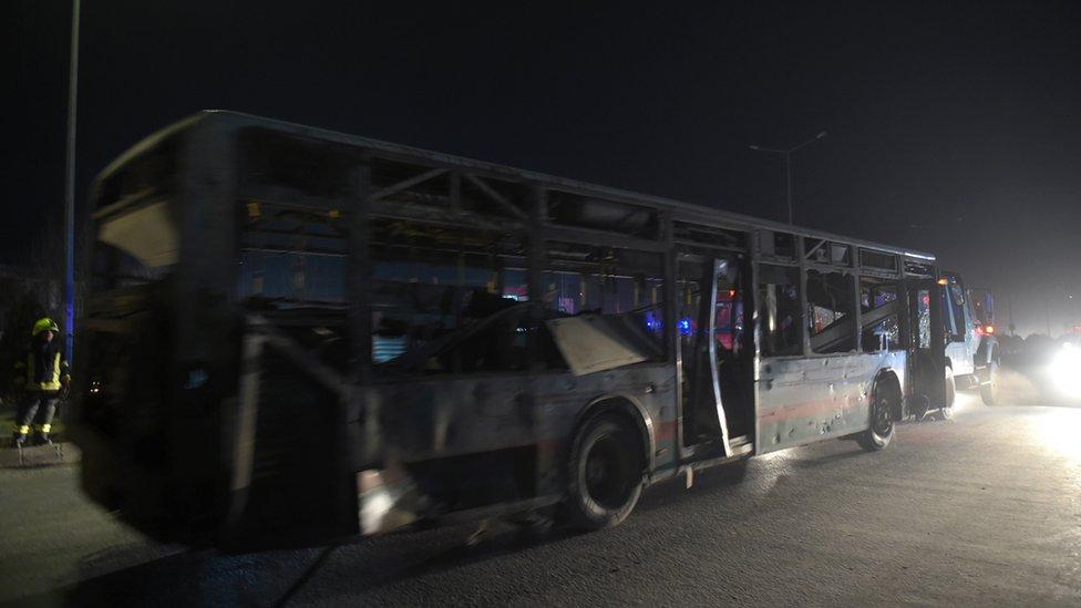 کابل حملہ