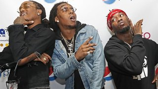 BBC - Newsbeat - Migos hit back at homophobia claims after ILoveMakonnen comments