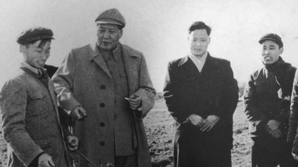 China, Mao
