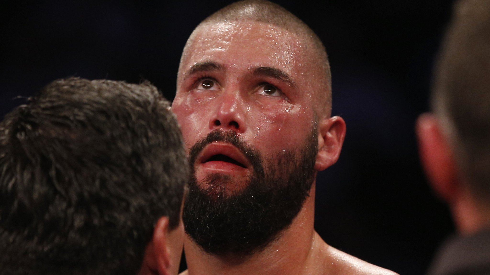 'It's over' - emotional Bellew retires following defeat