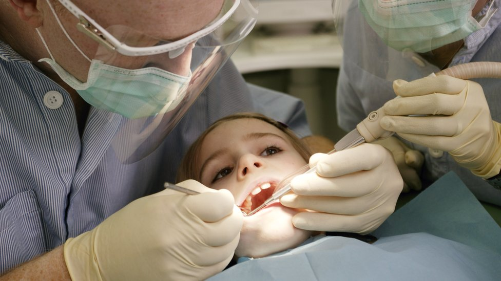 Four in 10 children not going to dentist, NHS figures show