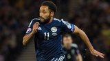 Scotland winger Ikechi Anya