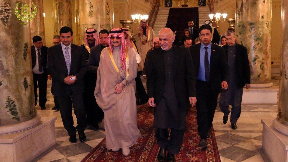 میلیاردر سعودی از علاقمندی شرکتهای معتبر برای سرمایه گذاری در افغانستان خبر داد