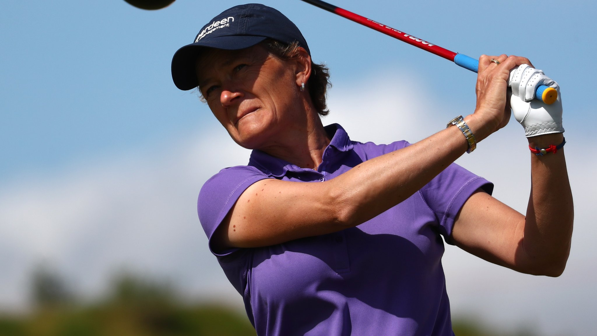 Scotland's Matthew to replace Pettersen in Solheim Cup