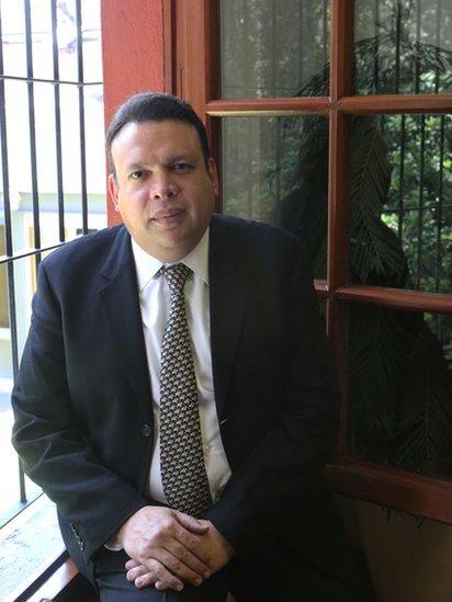 Ángel Gilberto Adame