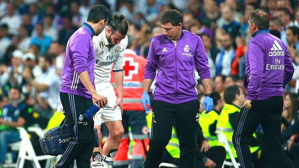 Difficile fin de saison pour Gareth Bale
