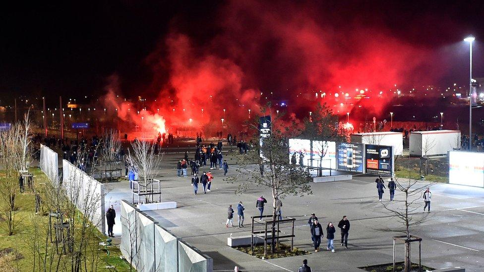 Racisme: procédure ouverte contre Lyon