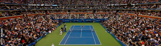 US Open, Flushing Meadows