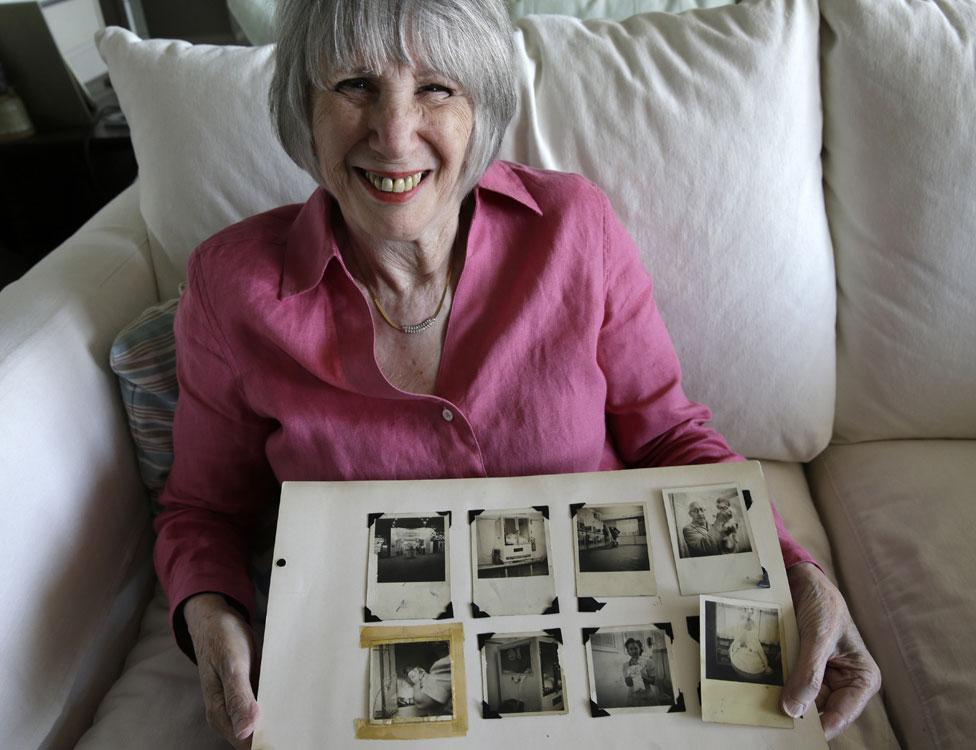 El padre de Beth Allen tomó una serie de fotografías de las instalaciones de la incubadora
