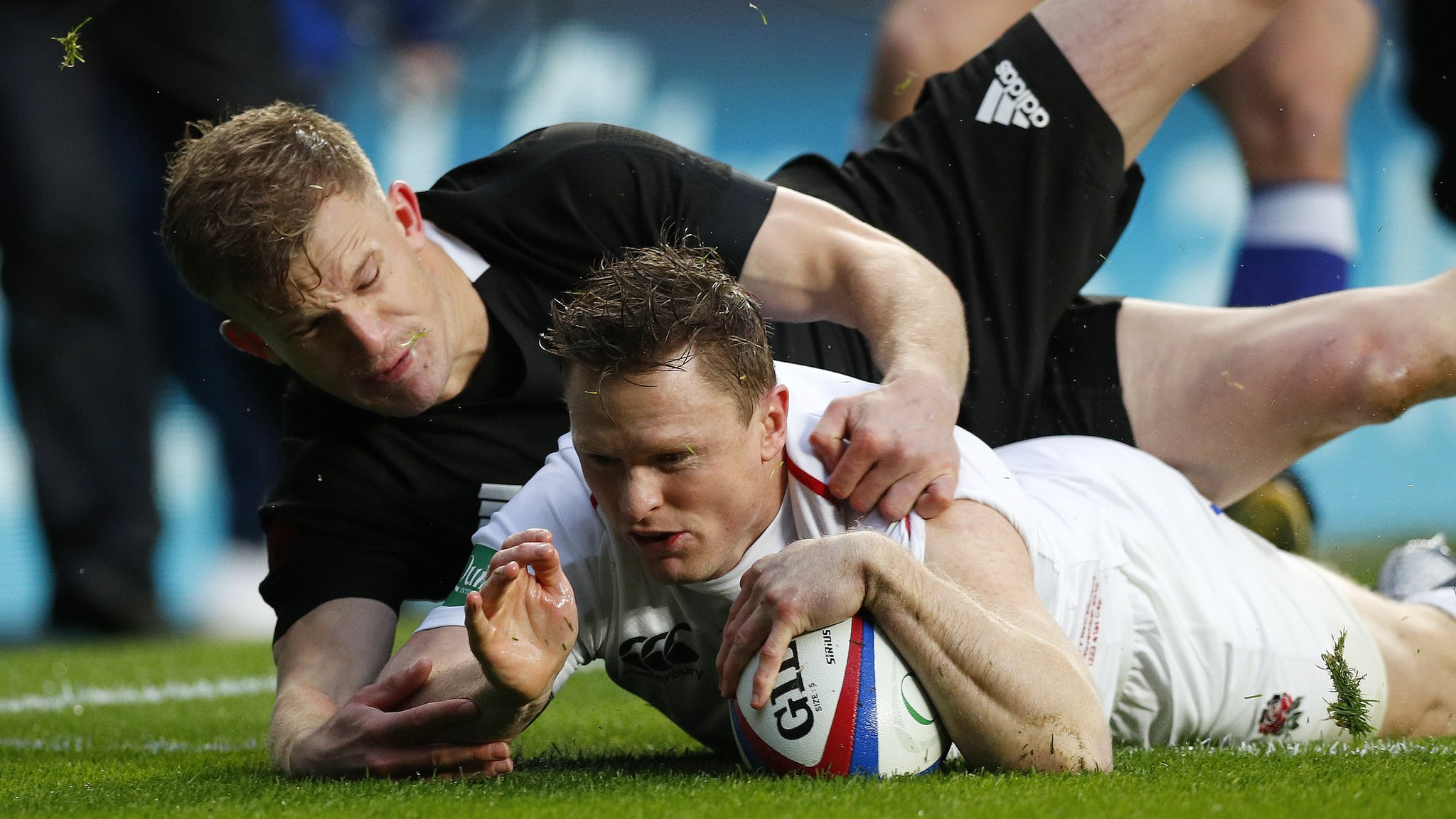 Can you name England's top try scorers?