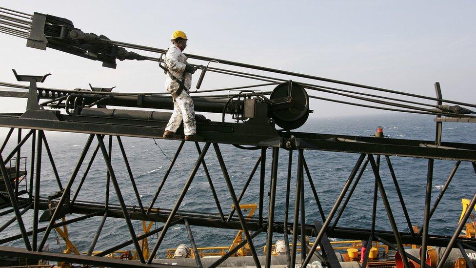 A inicios de la década de 1990, Noruega decidió crear un fondo soberano para invertir las ganancias del petróleo.