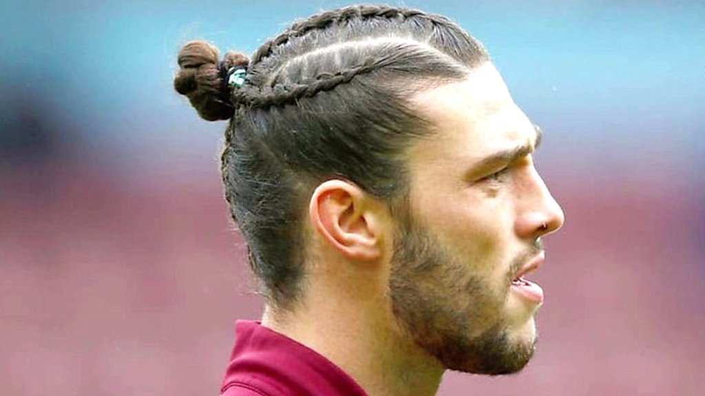 The Premier League's 25 years in five haircuts