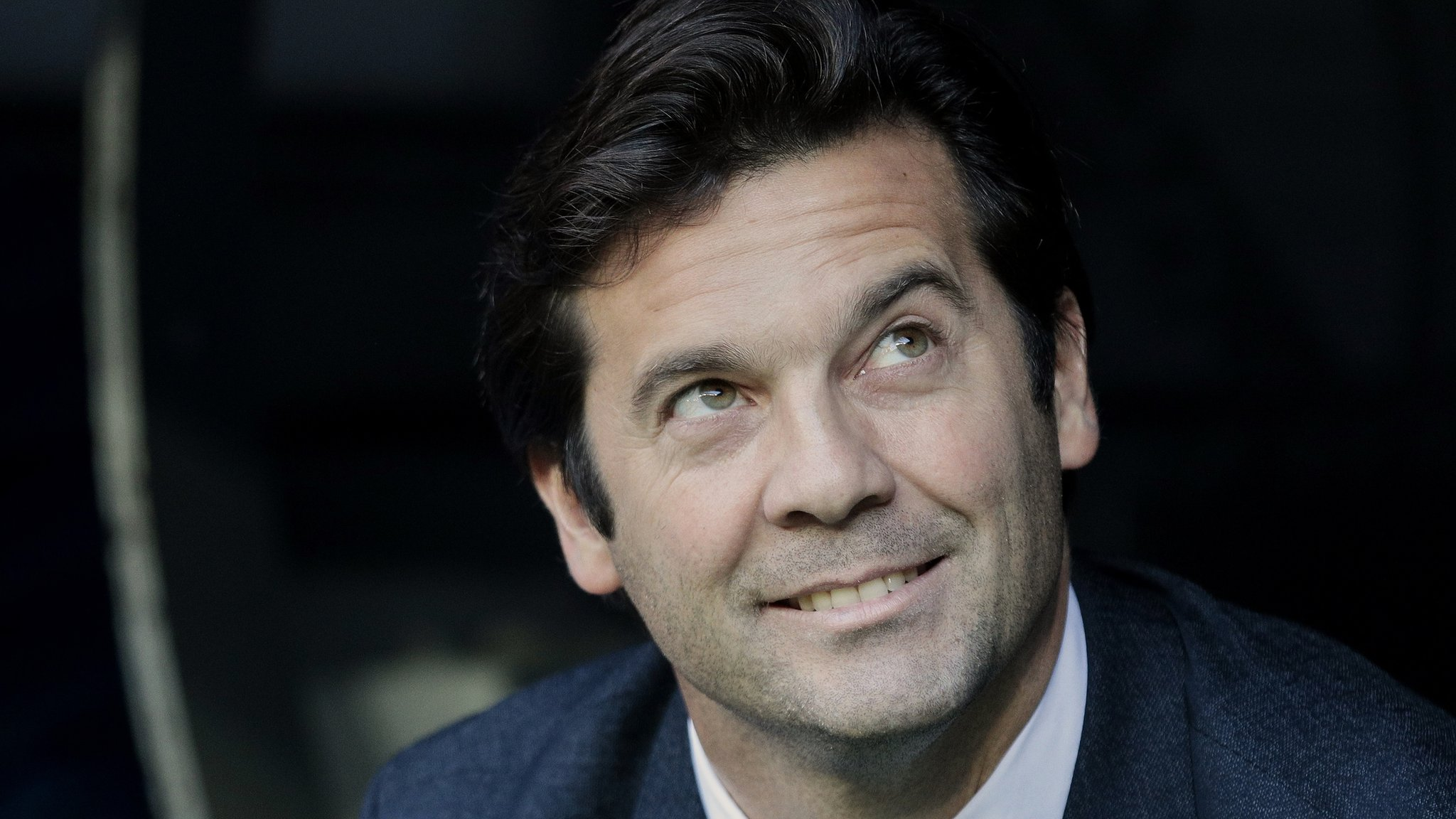 Could Solari be one win from Real Madrid job?