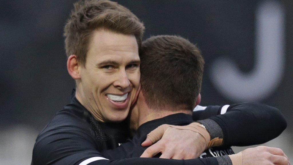 Saracens beat Glasgow to secure home quarter-final tie