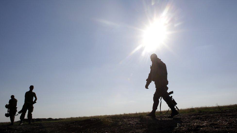 На Донбасі підірвалися українські військові, є загиблі та поранені