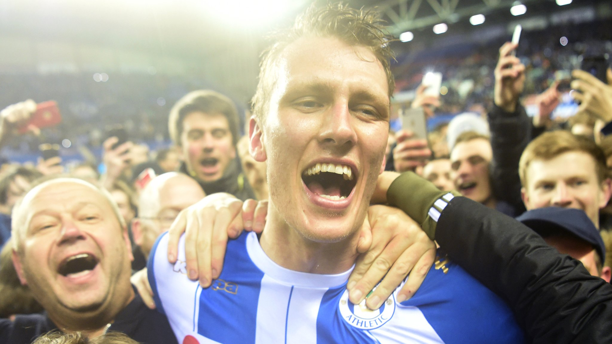 brand new 0e7c3 a17fe FA Cup  Brighton s Dan Burn aims for fifth-round glory - From pushing  supermarket trolleys to the FA Cup fifth round - can Dan Burn take Brighton  into the ...