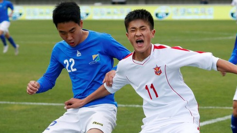 Soccer and soju: The football match that kicked off Korean peace