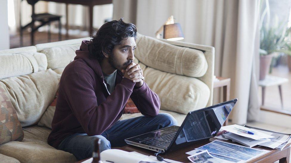 BBC News - Dev Patel film Lion roars into Toronto