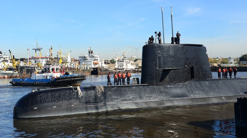Argentina sub: What happens when a submarine vanishes