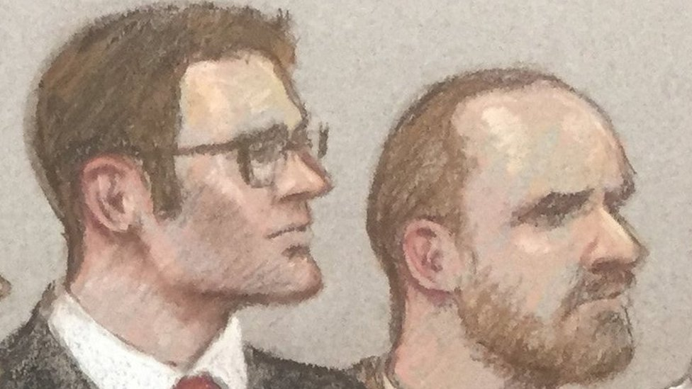 National Action: Men jailed for being members of banned neo-Nazi group   BBC