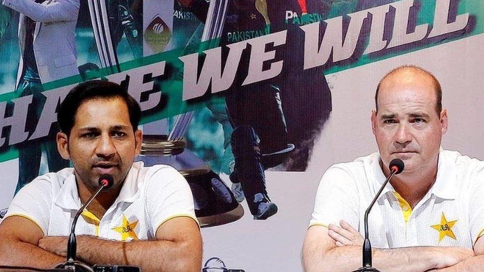 کرکٹ ورلڈ کپ 2019: 'عمران خان نے یہی مشورہ دیا کہ دلیری سے کھیلنا'