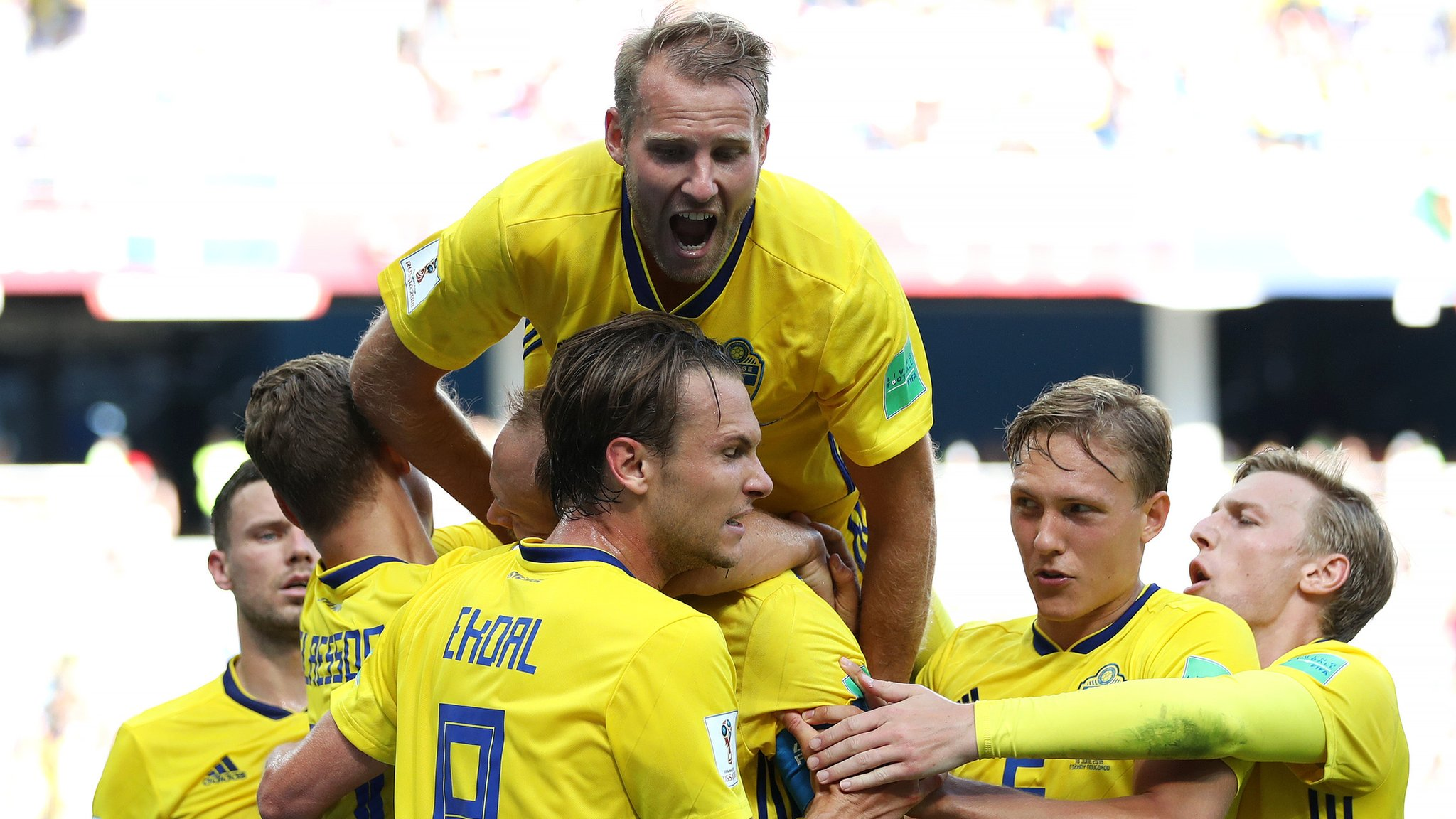 World Cup 2018: Sweden start with a 1-0 win over South Korea