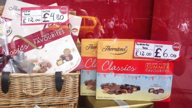 Chocolate Bulk Buy Oxford