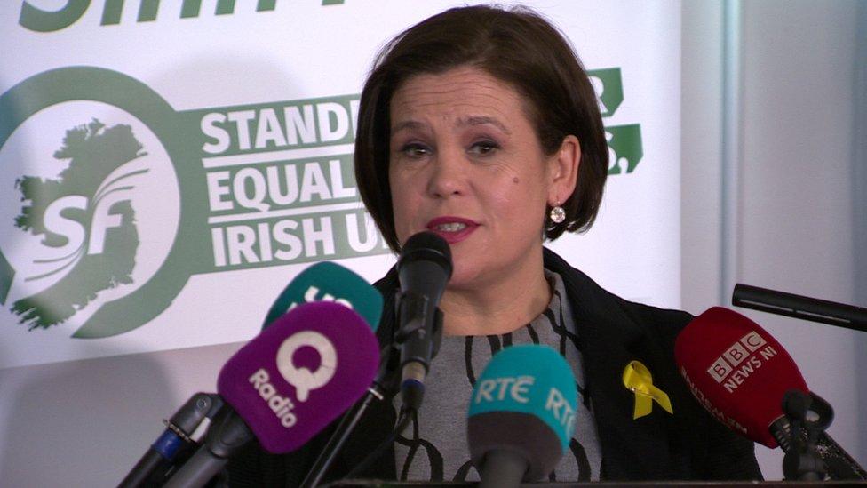 Mary Lou McDonald to lead Sinn Féin