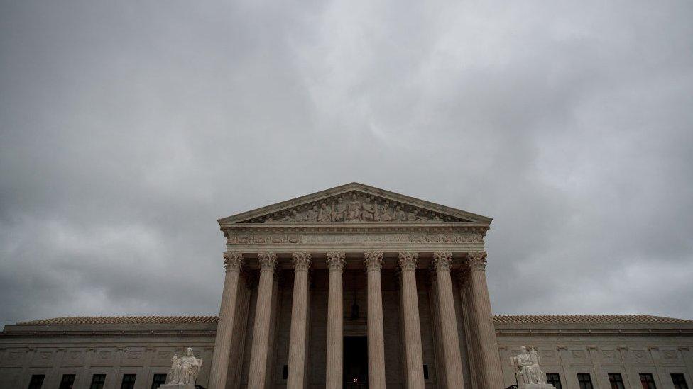 El Tribunal Supremo de EE.UU.