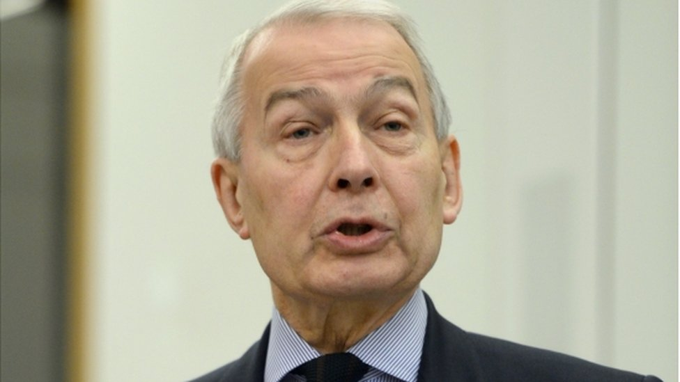 Anti-Semitism row: Frank Field resigns Labour whip