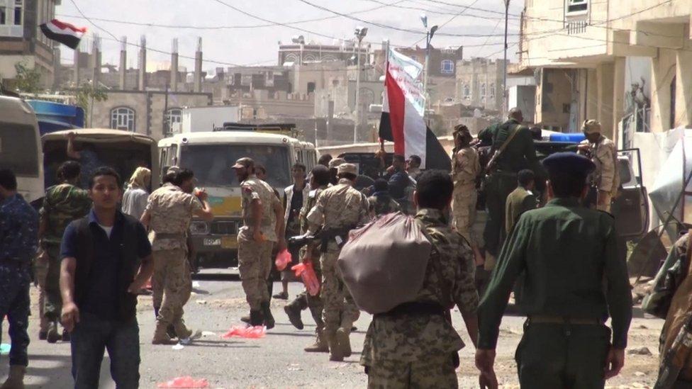 العاصمة اليمنية