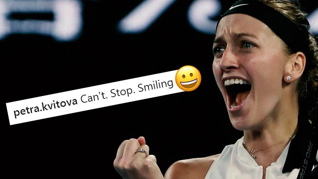 Australian Open 2019: Petra Kvitova's inspiring comeback from 2016 knife attack