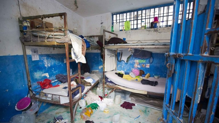 MOre than 170 inmates break out of Haiti jail