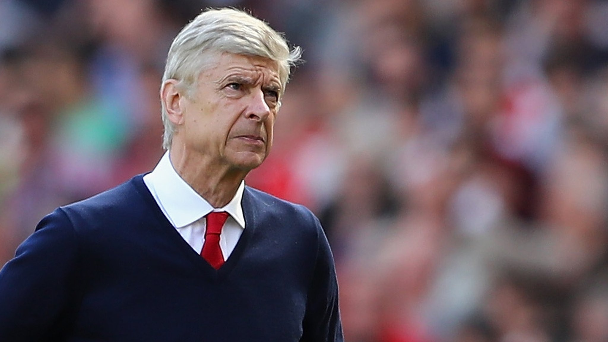Lack of respect towards me a disgrace - Arsenal manager Wenger