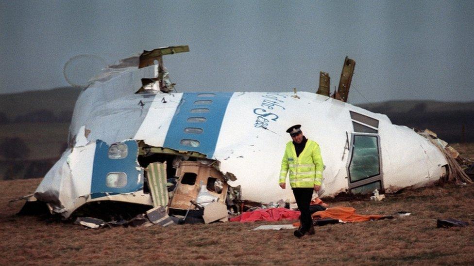 La destrucción de 1988 de un avión sobre Lockerbie, Escocia, sigue siendo el ataque terrorista más mortífero de Europa
