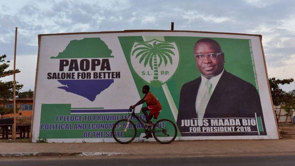 Campaña presidencial