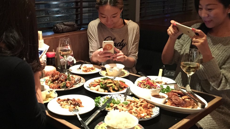 Bbc news why shanghai 39 s first american chinese for American chinese cuisine