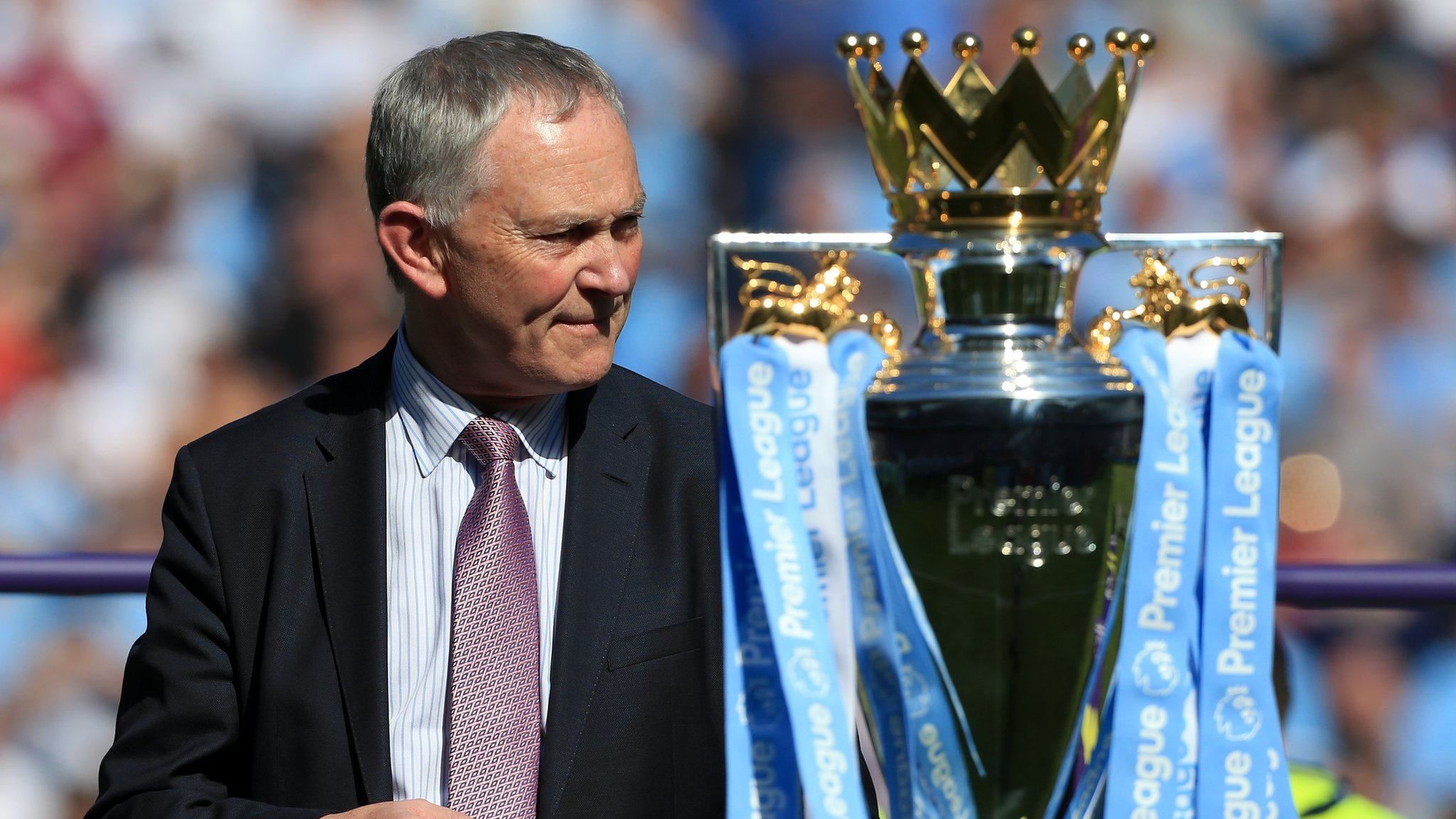 Richard Scudamore: Departing Premier League chief to receive £5m farewell gift