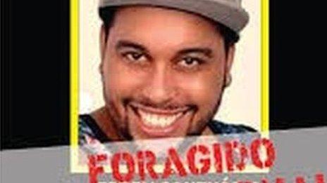 Fugitive Brazil singer held in Paris over deadly fight