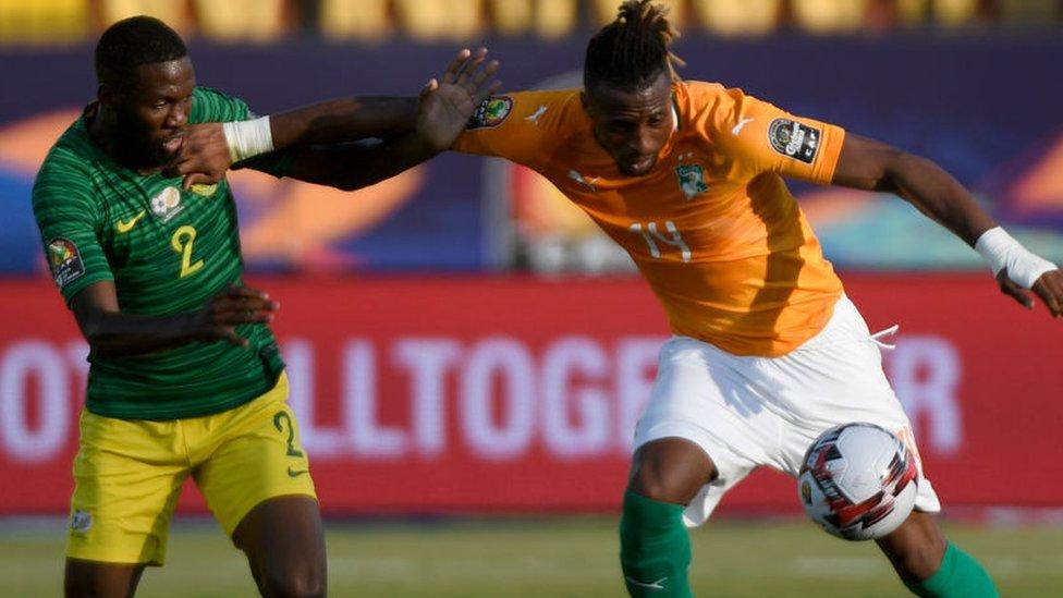 CAN 2019 : la Côte d'Ivoire rejoint le Maroc en tête du groupe D