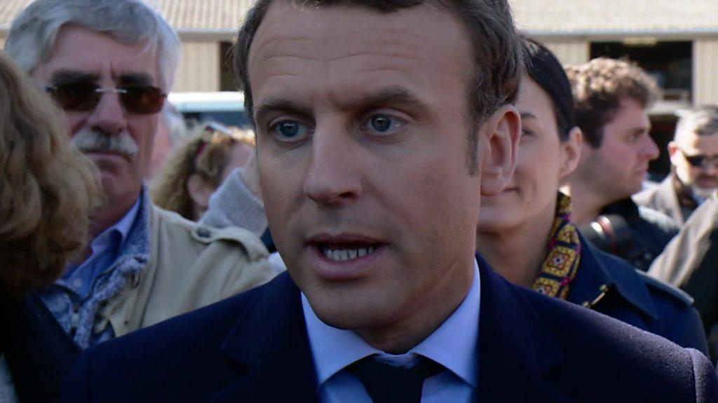 Emmanuel Macron says EU must reform or face Frexit