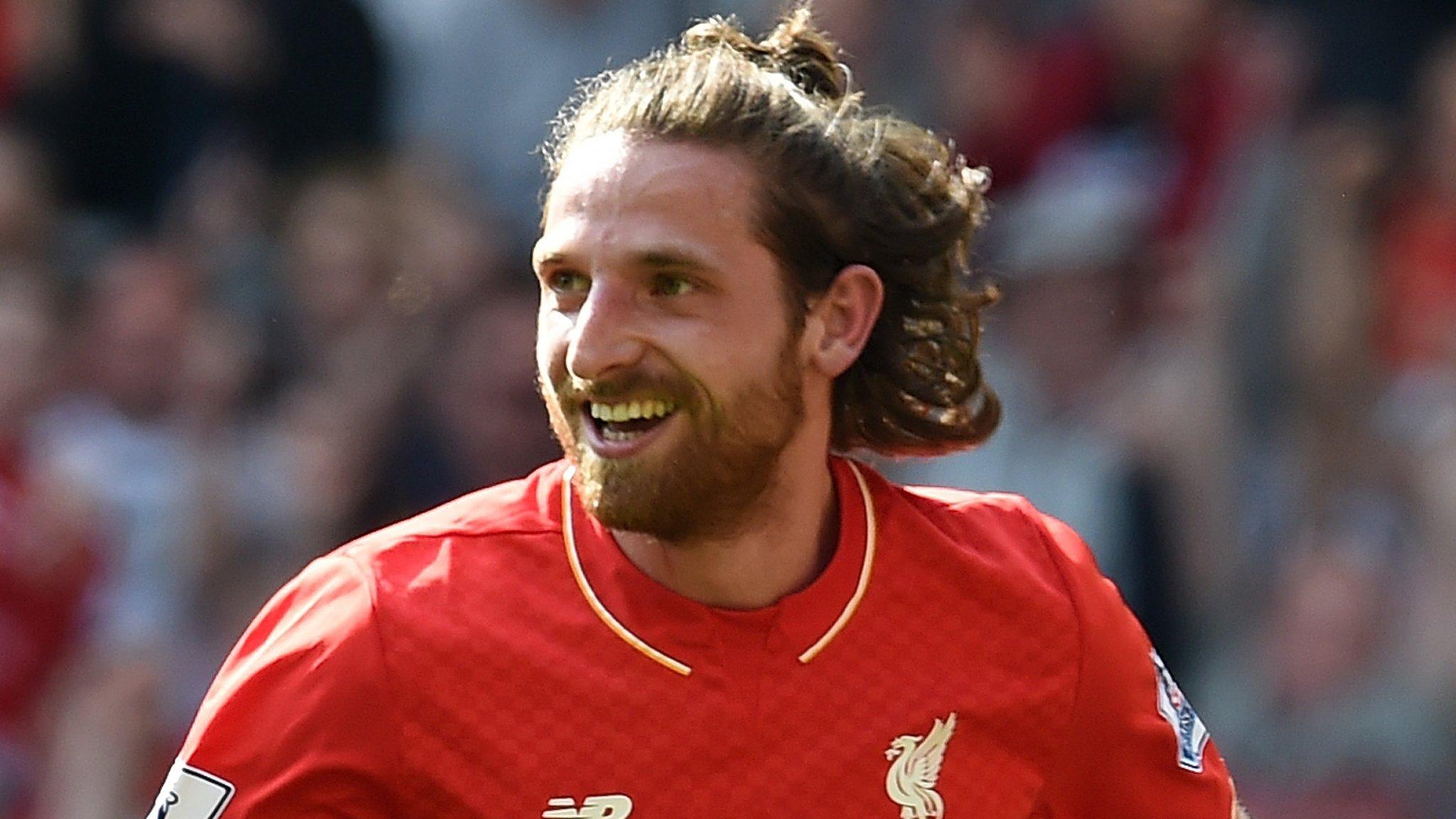 Joe Allen: Stoke City sign Liverpool midfielder in £13m transfer