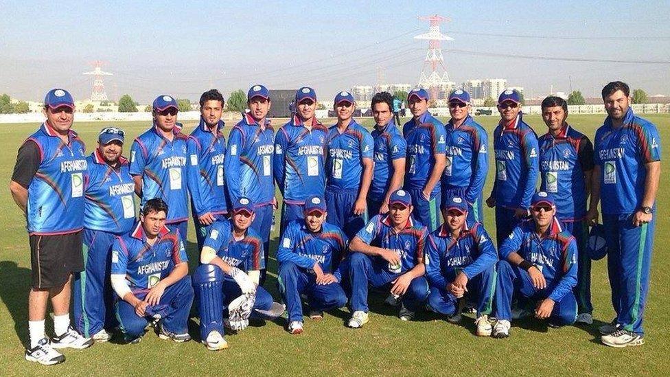 تیم ۱۹ سال کریکت افغانستان با غلبه بر پاکستان، قهرمان جام آسیایی شد