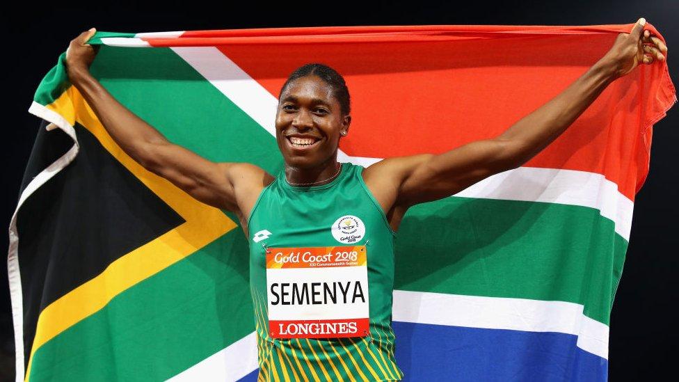 Les Nations Unies fustigent une règle humiliante' de l'IAAF
