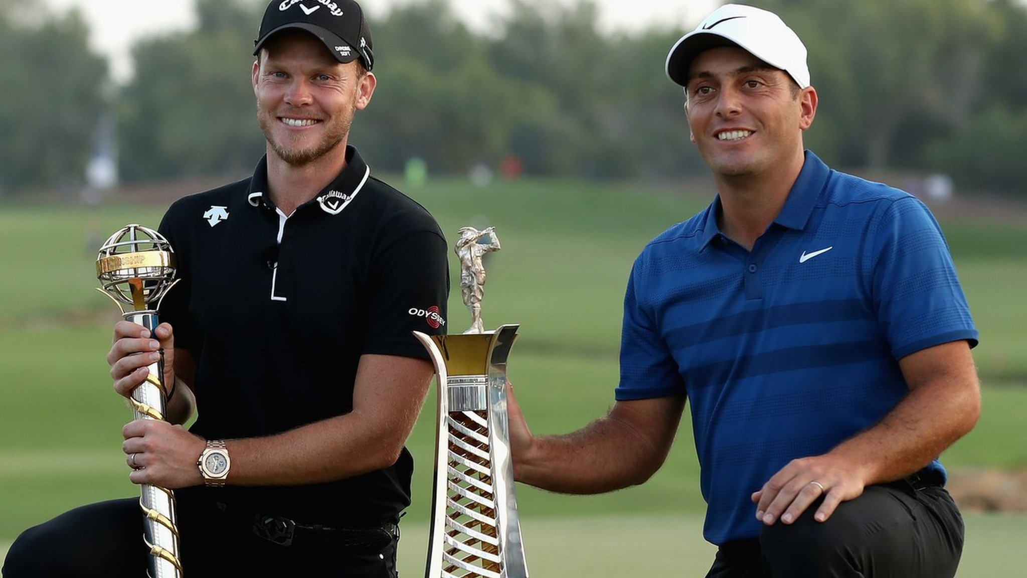 Race to Dubai: Biggest top prize in golf of £2.3m announced by European Tour