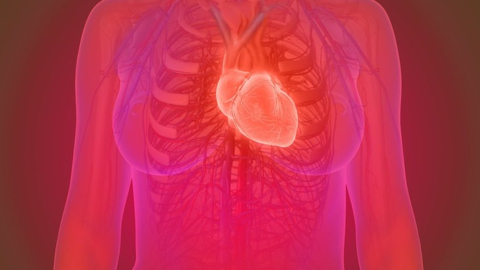 How your heart age is key to heart attack or stroke risk