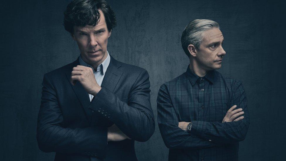 Sherlock finale ratings hit all-time low