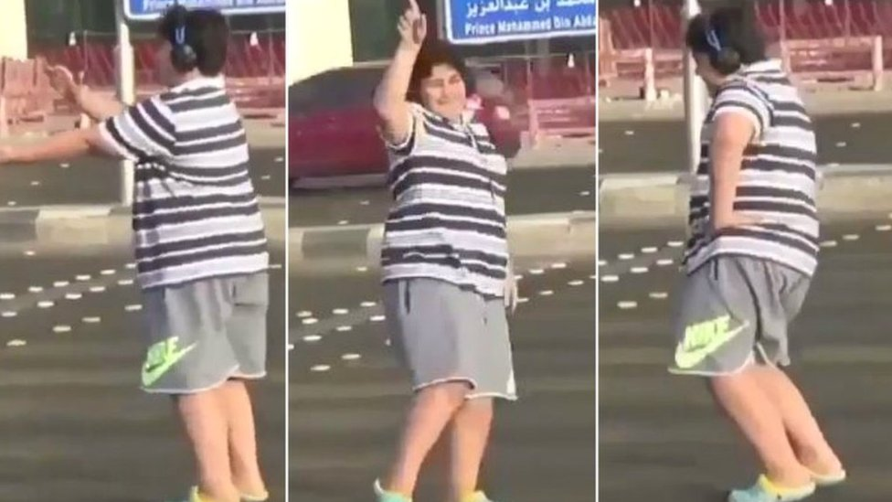 Teenager arrested for dancing Macarena on Saudi street